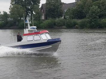 Aluminium-Mehrzweckboot