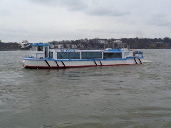 """Fahrgastschiff """"Till Abicht"""""""