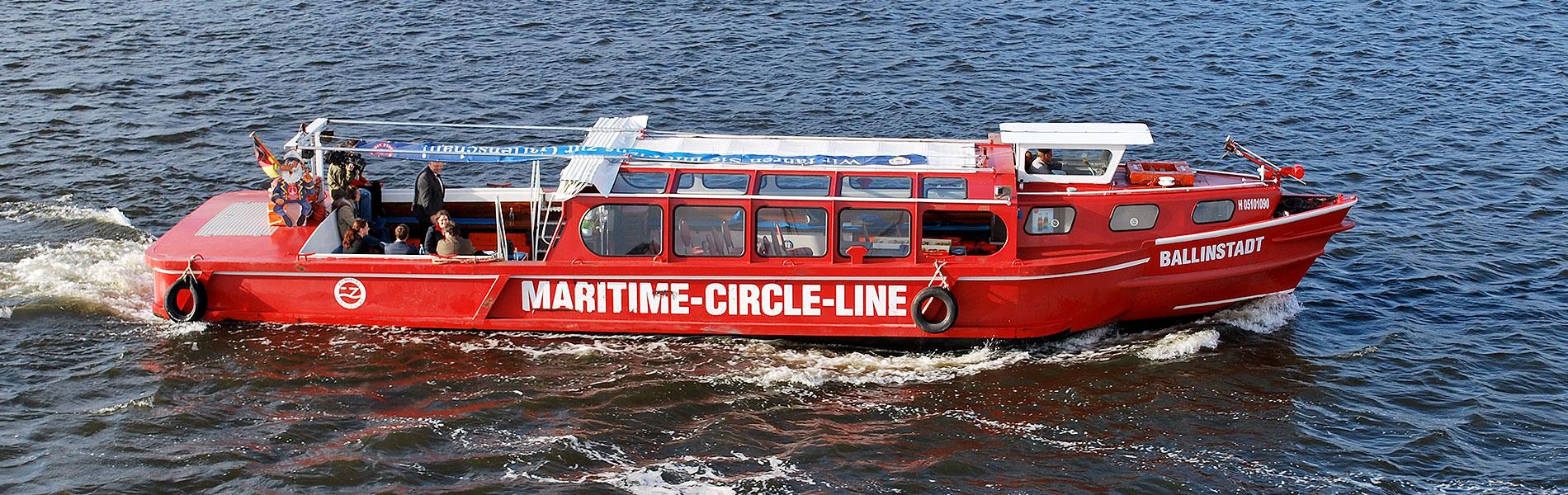 barkasse maritim-circle-line